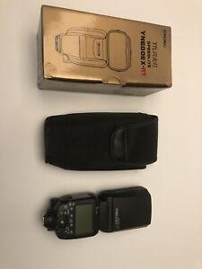 YONGNUO YN600EX-RT Wireless Speedlite Flash for Canon DSLRs