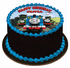 EDIBLE CAKE TOPPER Image Icing Sheet - Thomas The Tank Engine