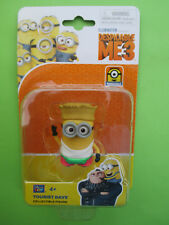 ILLUMINATION PRESENTS DESPICABLE ME 3 *TOURIST DAVE* DETAILED POSEABLE FIGURE 4+