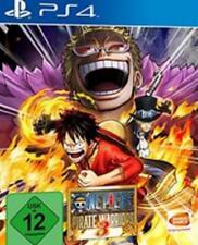 Playstation 4 One Piece Pirate Warriors 3 Deutsch Neuwertig