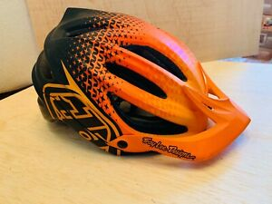 Troy Lee Designs A2 MTB Helmet ORANGE Medium/ Large MIPS
