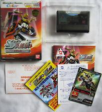 Bandai WonderSwan Color Game: SD Gundam Eiyuuden - Musha Densetsu [Japanese Impo