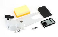 Recoil & Decompression Valve W/ Air & Pre Filter Spark Plug For Stihl TS400 Saw