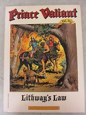Prince Valiant Volume #26 ~ Lithway's Law ~ First Printing (1994) Fantagraphics