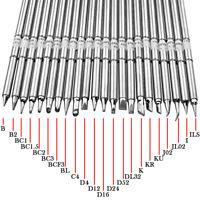 T12 BC2/J02/D4 Series Replace Soldering Iron Tip For HAKKO Handle DIY PCB Repair