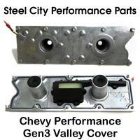 LS1 LS6 Engine Valley Cover Corvette 04-06 GTO CTS-V Built in PCV Valve OEM New
