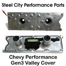 Chevy Performance GEN3 LS1/LS6 Valley Cover W/ Gasket & Bolts - 12568002