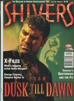 Shivers #31 July 1996 From Dusk Till Dawn X-Files   MBX31
