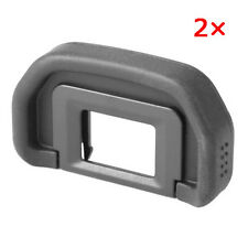 2PCS Eyecup Eyepiece fr Canon EB 6D 5D Mark II 70D 60D 50D 40D 30D 20D 5D2 Camea