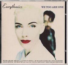 + CD nuovo non  incelofanato EURYTHMICS WE TOO ARE ONE: Audio CD