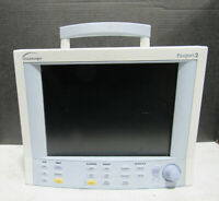 Datascope Passport 2 Patient Monitor Display Interface PWR Tested Missing Screws