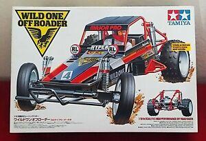 Tamiya Wild One Offroader Kit NIB.   58525