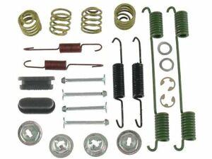 For 1983 Chrysler Executive Sedan Drum Brake Hardware Kit Rear 66227VF