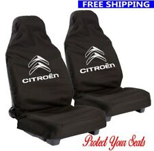 Citreon C4 Seat Cover Protectors