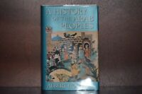 First Edition First Printing – A History of the Arab Peoples by Albert Hourani