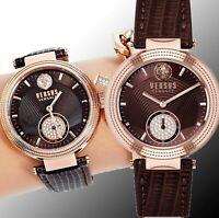 Versus Versace Damen Uhr VSP791318  Star Ferry IP Rosegold neu
