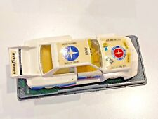 Rare, Collectable GALGO BMW 320i Turbo Silhouette CitiBank 1:43 scale