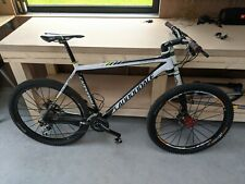 Cannondale Flash Carbon Lefty Factory Racing -- just serviced, lot of new parts