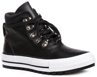CONVERSE Chuck Taylor All Star Leather 557916C Sneakers Chaussures Bottes Femmes