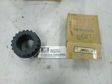 "TB Woods EPDM Sleeve #6 Sure Flex Coupling 3.75"" OD (NIB)"
