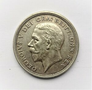 George V 1931 Wreath Crown Low Mintage Coin