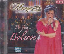 CD/DVD - Margarita La Diosa De La Cumbia NEW Por Fin Boleros FAST SHIPPING !