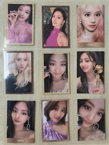 TWICE - Feel Special - Official Photocards (PC)   KPOP   JYP