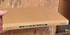A History of the JA RANCH Harley True Burton 1966 Edition - 1927 Thesis TEXAS