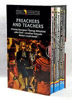 NEW Preachers and Teachers Trailblazer Set of 5 Jonathan Edwards John Stott