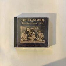 SECRET MUSEUM OF MANKIND ~ ETHNIC MUSIC CLASSICS VOL. 1 ~ YAZOO NEW CD ~ 1925 48