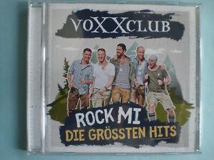 VOXXCLUB - Rock mi - Die größten Hits, 1 Audio-CD NEU!  Remastered 2020