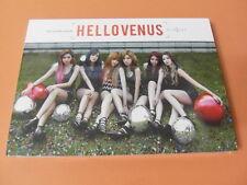 HELLO VENUS - 5th Mini Album CD w/Photo Booklet (40p) +Photo Card K-POP