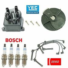 Ignition Kit Distri.Cap Rotor Plugs Wire for Honda Accord (Dx model) 2.3L 98-02