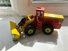 """Dinky Toys 7"""" TRACTOR SHOVEL Diecast Vintage RARE Digger Lorry No:973YALE 6000"""