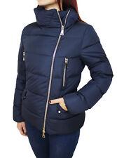 Moncler Plumón mujer azul mod Talia chaqueta de invierno talla 2 (44-46)