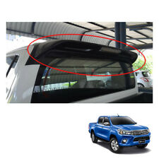 Rear Roof Spoiler Trim + Break Light To Toyota Hilux Revo SR5 M70 UTE 15 - 2017