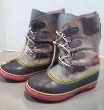 Girl's 4 Sorel Boots