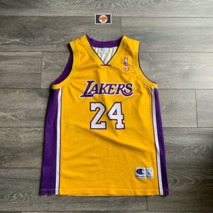 Los Angeles Lakers Kobe Bryant jersey By Champion - Adults XL 100% Authentic
