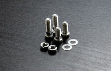 Turntable Headshell Cartridge Mounting Kit, Screws,Bolts,Nuts, Washers, 6mm, 8mm