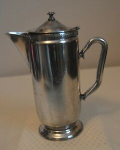 American Airlines Silver Pitcher