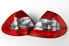 LED Tail Lights Rear Lamps PAIR Fits MERCEDES W211 2007-2009