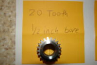 20 Tooth 14mm bore Pinion gear