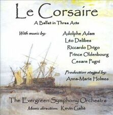 LE CORSAIRE: A BALLET IN THREE ACTS NEW CD