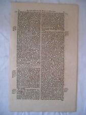 Théodore de BRY - Expéditions d'Alonzo d'OUJDA et de Diego NICUESA