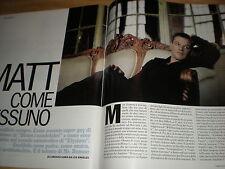 L'Espresso.Matt Damon,jjj