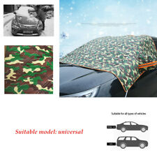 PP cotton Car Windshield Cover Sun Shade Protector Winter Snow Dust Frost Guard