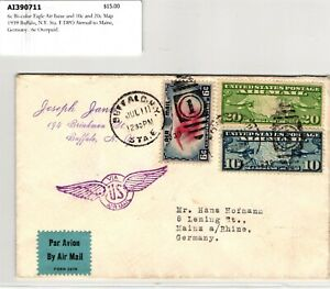 GP GOLDPATH: US COVER 1939 BUFFALO, N.Y. CV701_P18