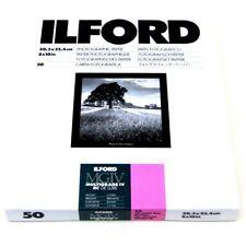 Ilford MGIV 8x10 Gloss - 50 Pack - BRAND NEW
