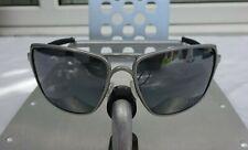 Oakley Inmate Sunglasses Light Frame - Black Ird Polarized Lens (Book Of Eli)