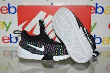 Nike Ashin Modern SE Toddler Black Rainbow Shoes A02131-002 Size 6C NIB